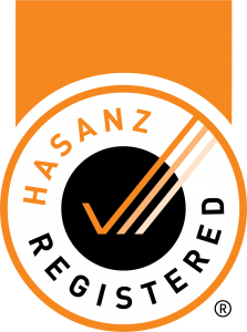 HASANZ registered Logo health and safety new zealand